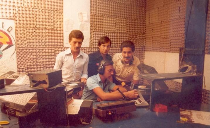 Acri-Primo studio di Radio Acheruntia