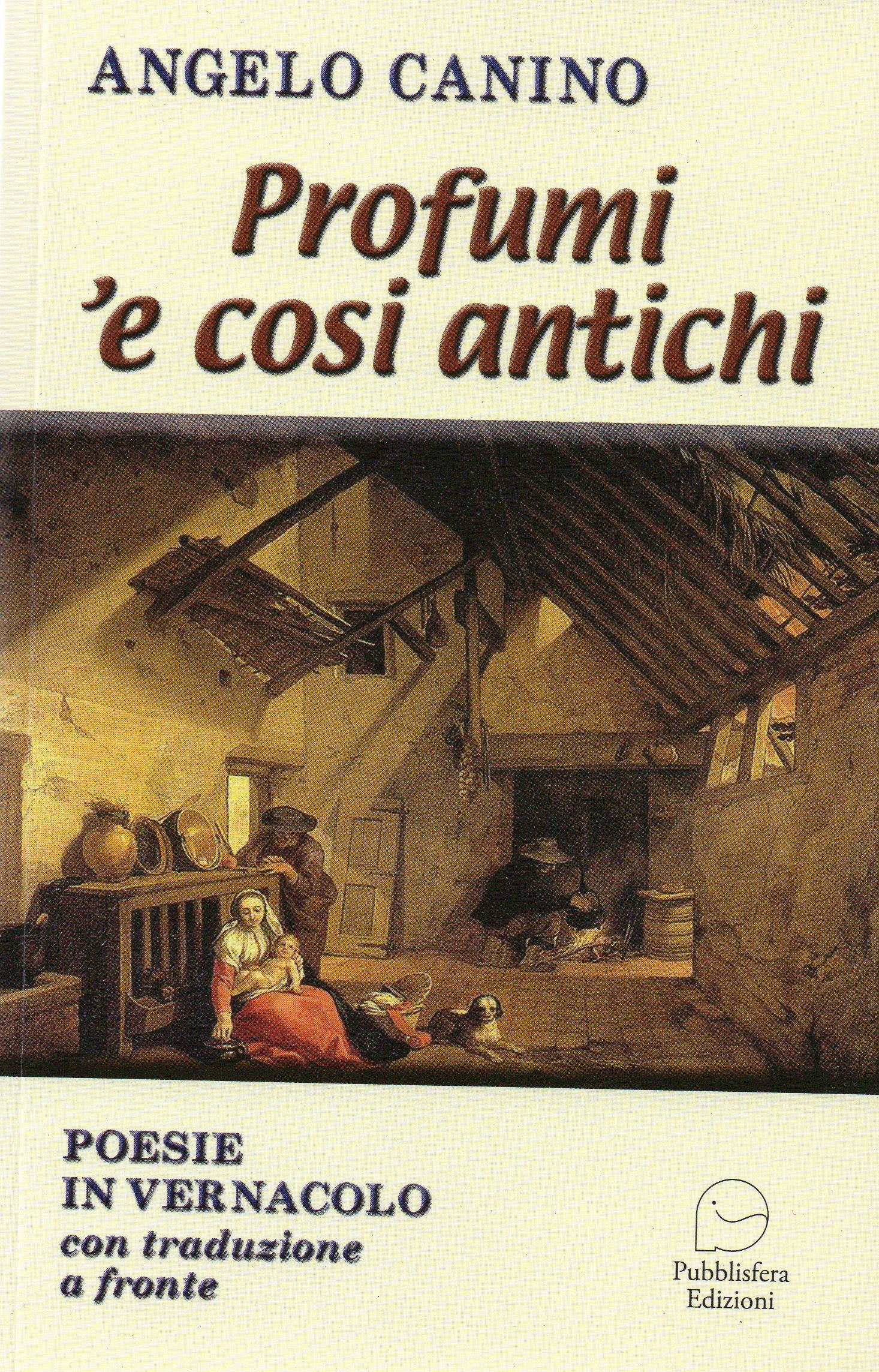 Copertina libro Canino