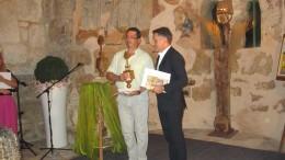 Acri-Premiazione primo posto Canino